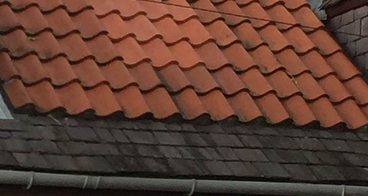 Re-tiling Roof